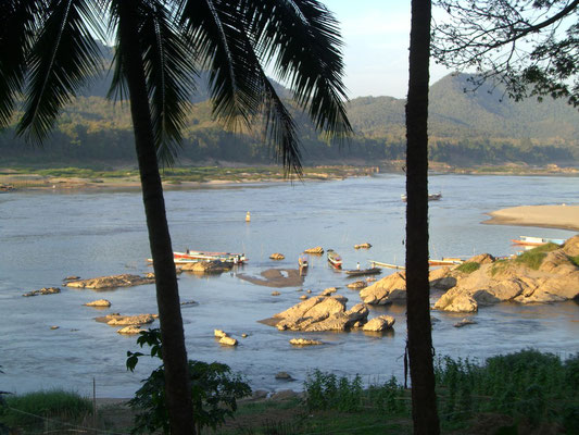 Der Mekong.