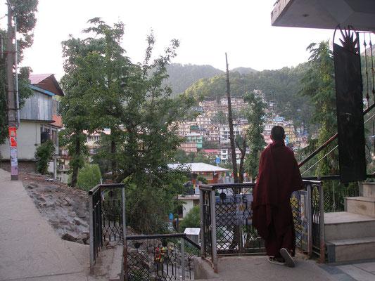 Ein Mönche schweift ab.
