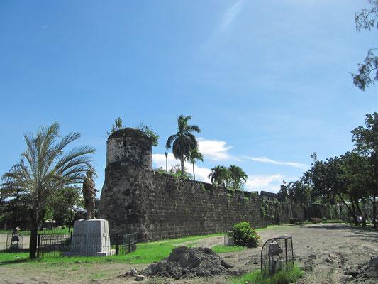 Fort San  Pedro.