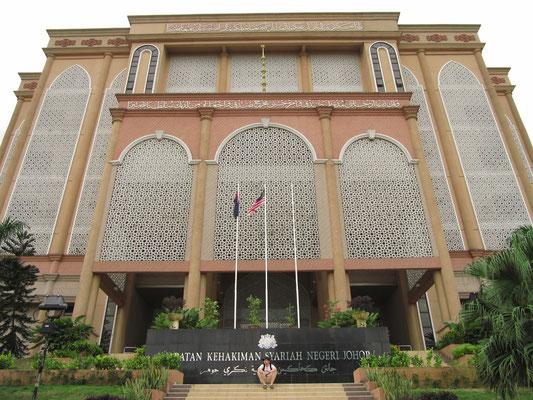 Das muslimische Gericht orientiert sich an der Scharia.