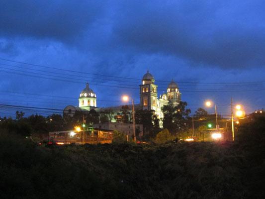 Basilica de Suyapa.