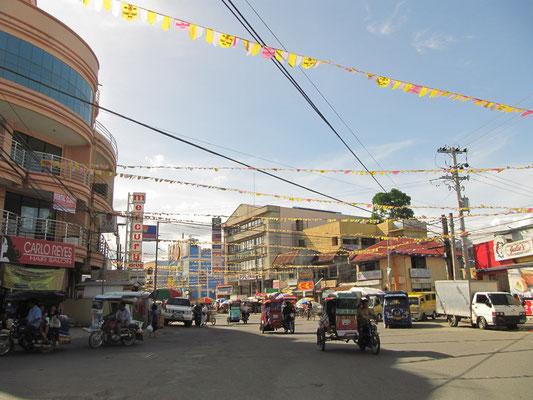 Vor unserer Abfahrt zum Flughafen. Das letzte Bild von Mactan, das letzte Bild der Philippinen.