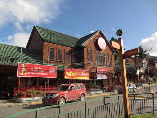 Unser guter Santa-Isabel-Supermarkt.