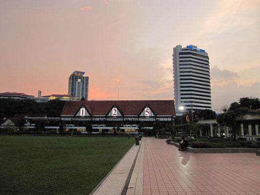 Der Royal Selangor Club.