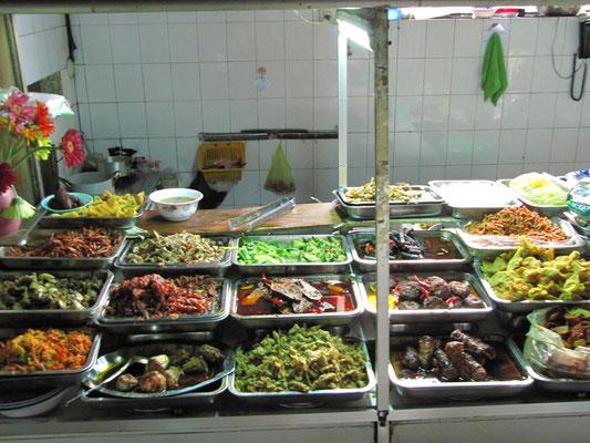 Central Market - Food-Court.