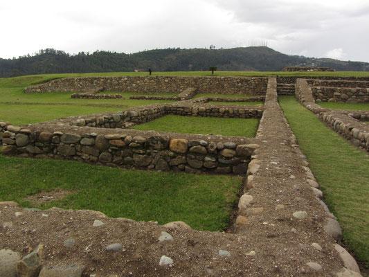 Inkaruinen Parque Arqueológico de Pumapungo.