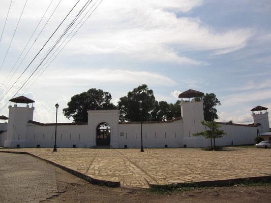 Das Fort Polvora.