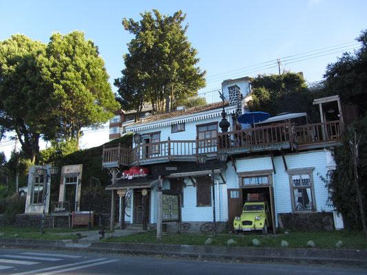 Das Museum Pablo Fierro.
