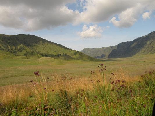 Traumhafte Landschaft.