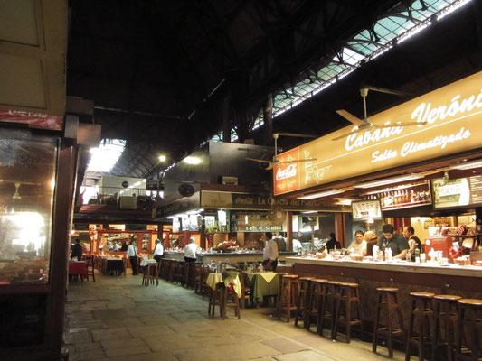 Mercado del Puerto.