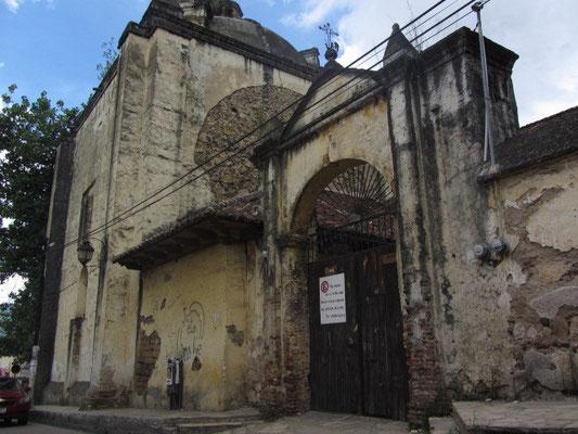 Templo de la Caridad.