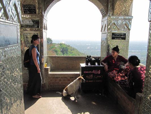Mandalay Hill.