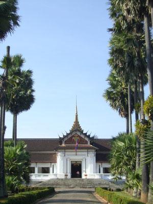 Das königliche Palstmuseum (Ho Kham).