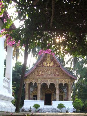 Tempel in der Nachbarschaft.