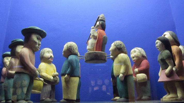 Das Meuseo del Barro ist kostenlos und hat uns mehr als überzeugt. Eines der sehenswertesten Museen in Südamerika.