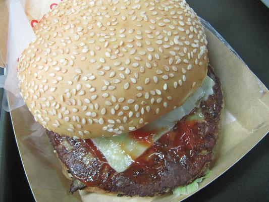 Nice Jollibee Burger.