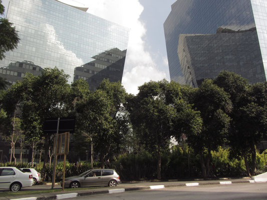 São Paulo ist die Finanzhauptstadt Lateinamerikas.