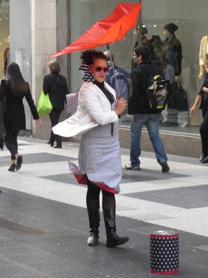 """Argentinische Version der Marry Poppins? Oder die Antwort auf """"Vom Winde verweht""""?"""