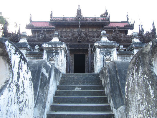 Shwenandaw Kloster.
