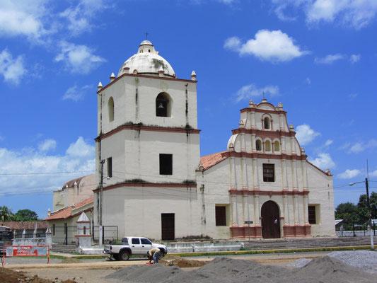 Eine Kirche in Subtavia.