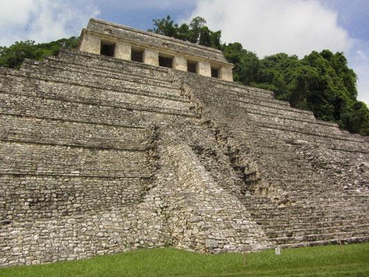 Templo de las Inscripciones.