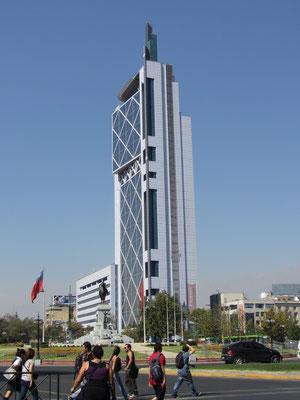 Modernes Santiago.