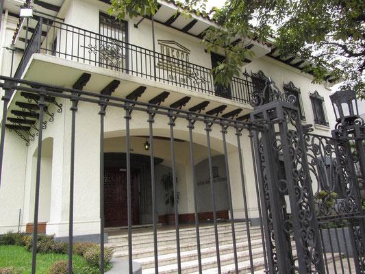 Das UNESCO-Büro für Zentralamerika.