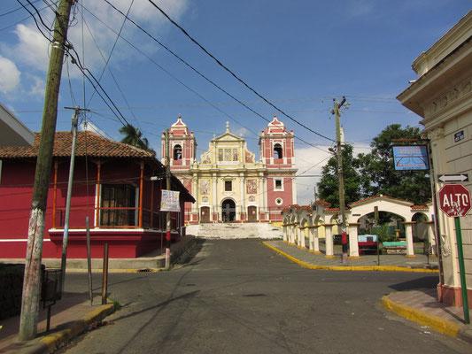 Die Iglesia El Calvario.