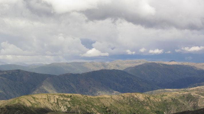 Das Umland von Sucre.