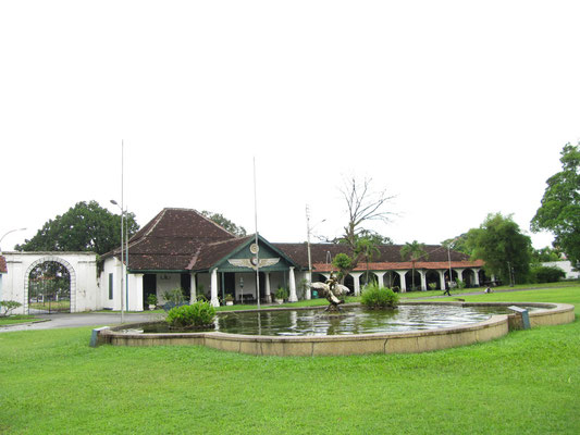 Istana Mangkunegaran.