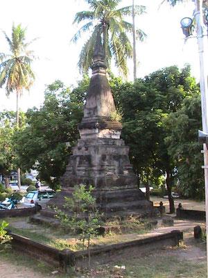 Stupa.