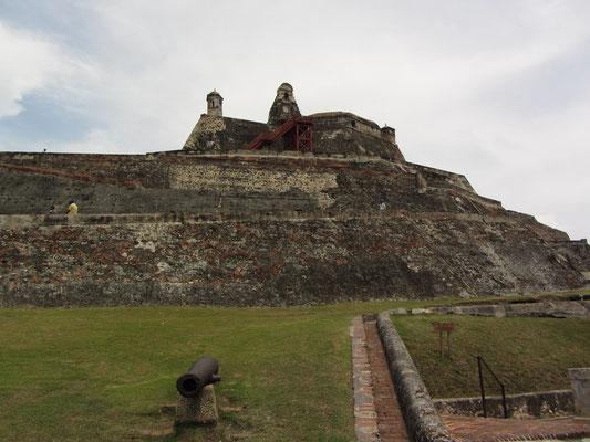Das Fuerte San Felipe de Barajas ist ebenfalls Unesco-Weltkulturerbe.