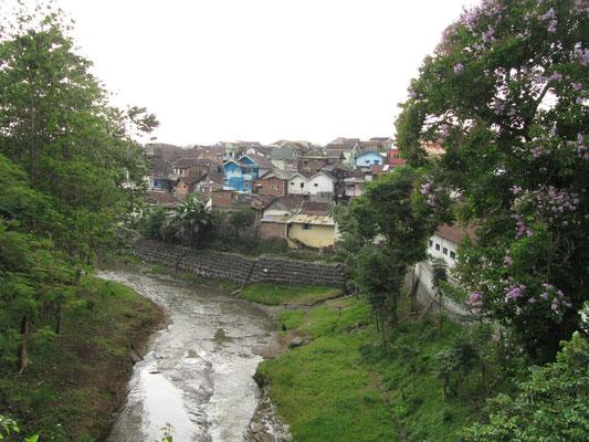 Kampong-Viertel.