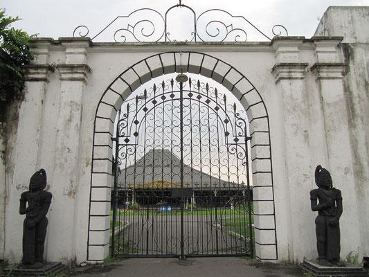 Istana Mangkunegaran, das zweite Königshaus Solos.