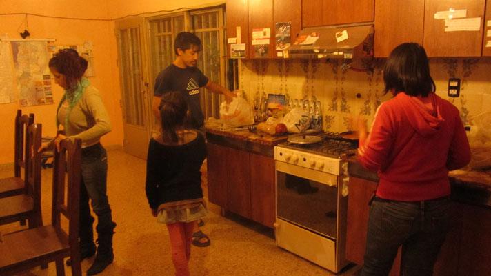 Die dritte und letzte Gastfamilie in Cordoba. Eine bemerkenswerte Erfahrung um ehrlich zu sein.