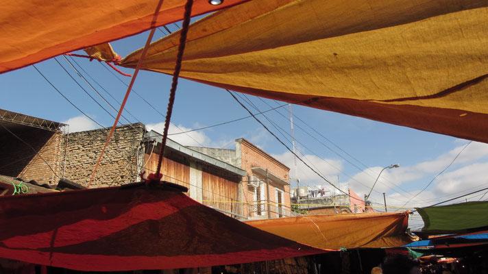 Auf dem  Mercado Municipal.