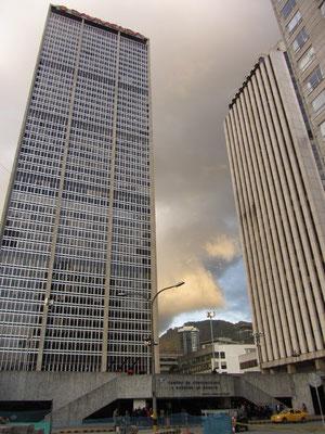 Centro de Convenciones y Eventos de Bogota. (CBD)
