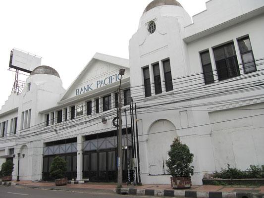 Bandung ist die Art-Deco-Stadt Asiens.