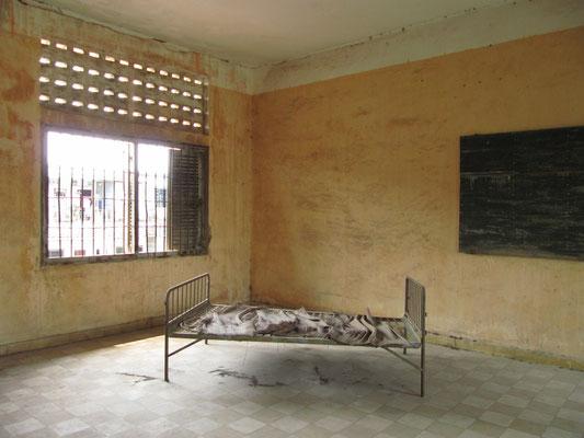 Ein weiterer der vielen Folterräume.