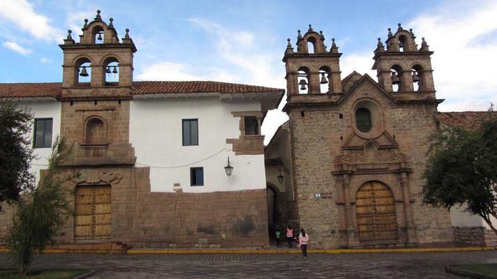 Die spanischen Einflüsse dominieren das Stadtbild von Cusco.
