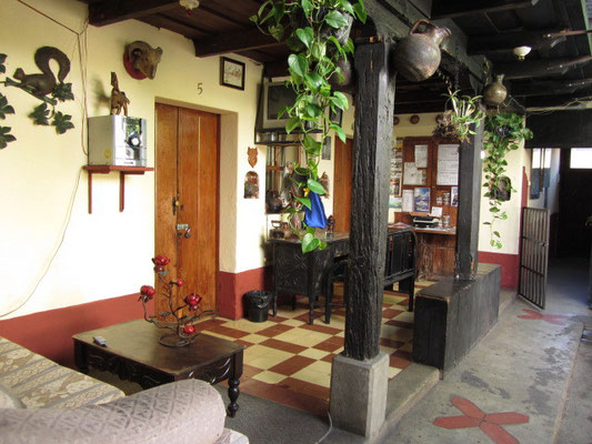 Unser Gästehaus.