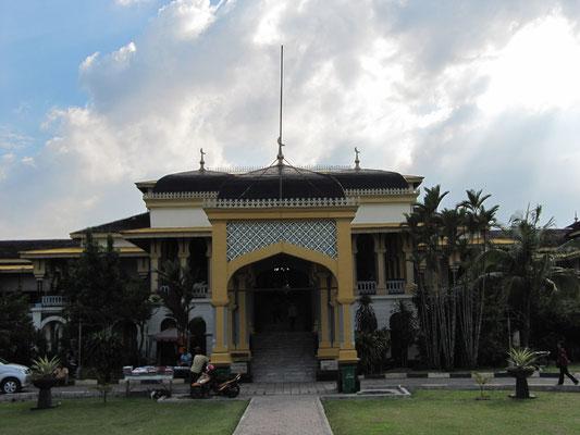 Der Sultans Palast.