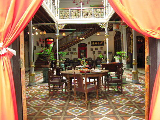 Peranakan Mansion.