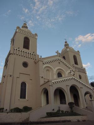 Die Kathedrale der Stadt.