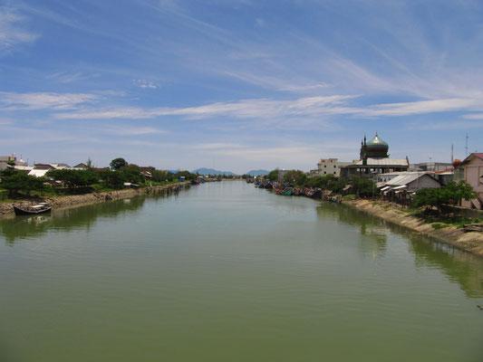 Einer der beiden großen Flüsse.