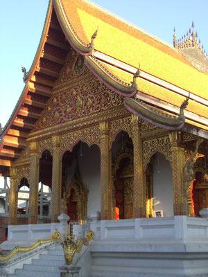 Tempel am Wegesrande.