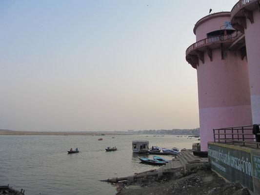 Der Ganges.