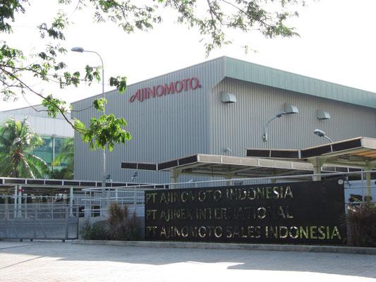AJINIMOTO - Japans Geschmacksverstärker hat Indonesien unter Kontrolle gebracht.