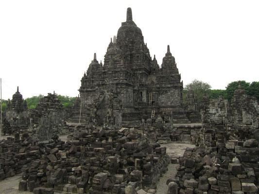 Sewu-Tempel.
