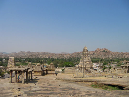 Simply astonishing. Hampi at its best!